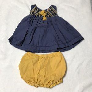 Artisan NY shirts and top set 18months